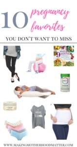 pregnancy essentials