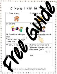 toddler behavior problemsk