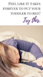 "Feel like it takes FOREVER to get your toddler to go to bed? Try this strategy from, ""How to Get Your Toddler to Bed With No Excuses."" Toddlers are smart little humans. By the time children are two-years-old, many have figured out exactly what to say or do to drag bedtime out. Parents of toddlers know that they are notorious for creating a plethora of excuses to stay awake. Become a bedtime guru today by clicking here."