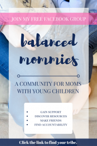 balanced mommies community free facebook group