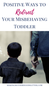 Misbehaving Toddler