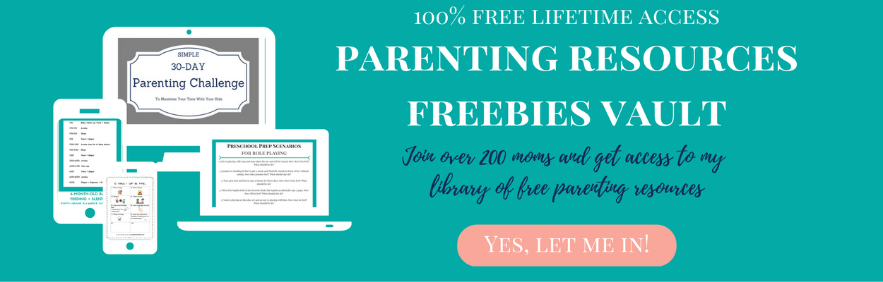 free parenting resources