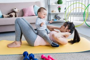 Tested Ways to Lose Belly Fat After Pregnancy