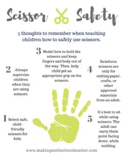 scissor safety