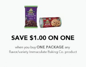simple cookie recipes immaculate baking coupon
