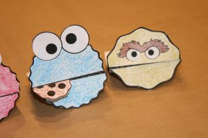 """Naptime Productivity Sesame Street-Style: Craft Ideas That Will Make You Go """"Awww"""""""