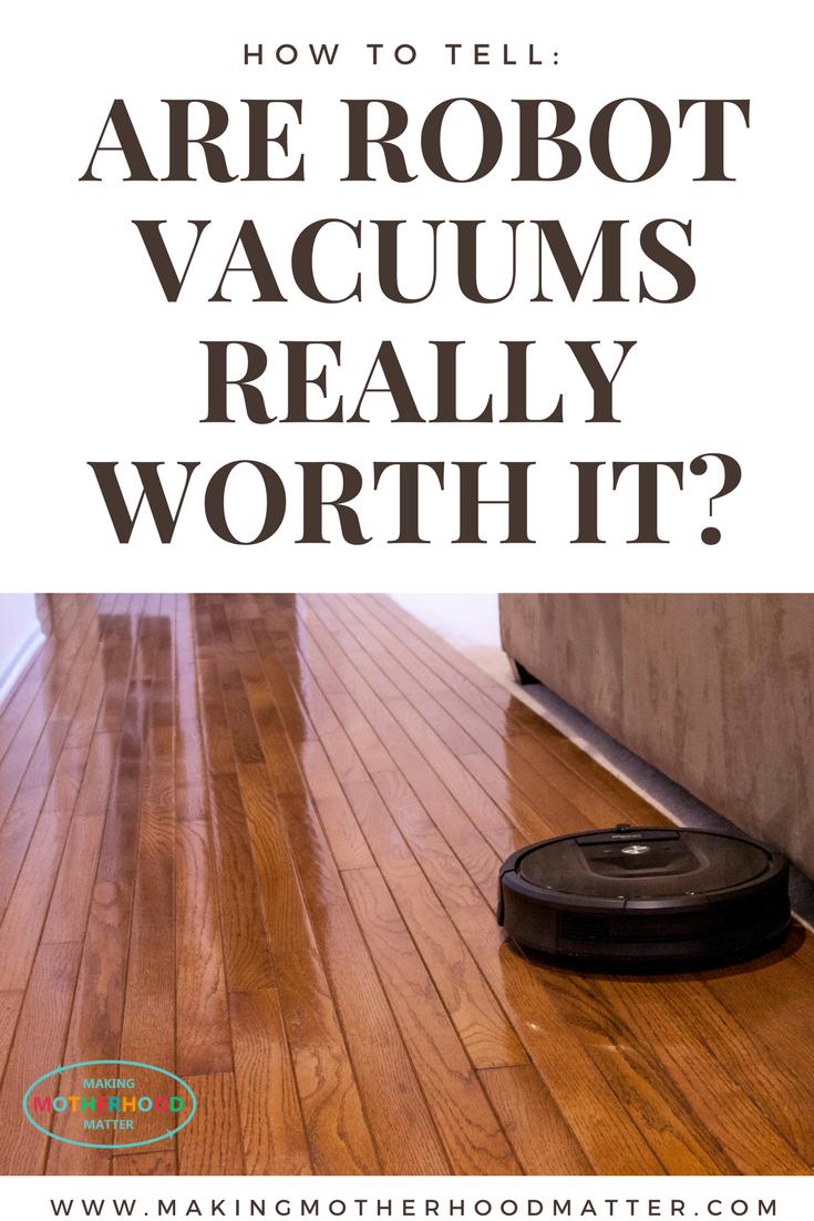 i robot vacuum cleaner