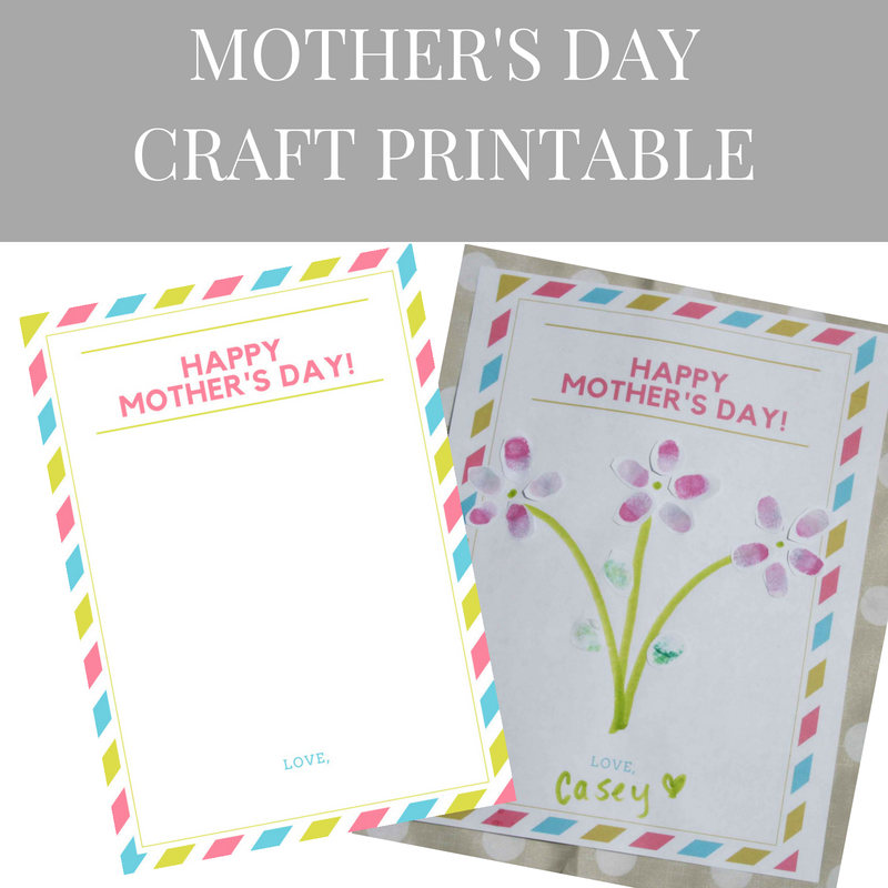 Easy Mothers Day Craft Ideas For Preschoolers That Will Make You Go
