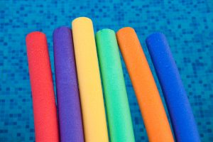 3 Pool Noodle Games That Will Make Your Kids Smile