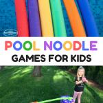 POOL NOODLE GAMES