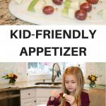 kid friendly appetizer