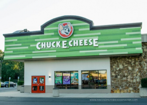 chuck e. Cheese locations