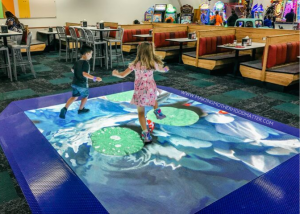 chuck e. cheese birthday party ideas