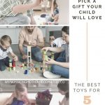 BEST TOYS FOR KINDERGARTNER