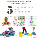 BEST TOYS FOR 5 KIDS 2020