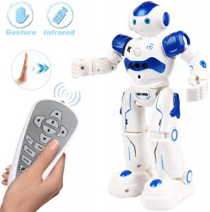 ROBOT TOY FOR FIVE YEAR OLD