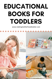best educational books for toddlers