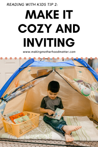 WAY TO MAKE READING FUN FOR TODDLERS
