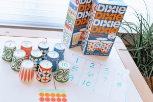 PRESCHOOL MATH ACTIVITY FOR NUMBER SENSE