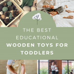 the best wooden educational wooden toys for toddlers