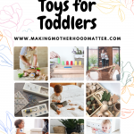 best wooden educational wooden toys for toddlers